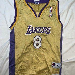 Champion LA Kobe Bryant Jersey